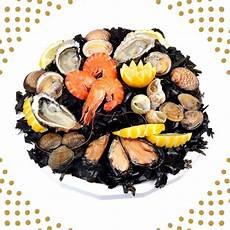 Plateau De Coquillages Et Fruits De Mer Chez Pierrot