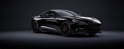 2015 Aston Martin Vanquish Gets Carbon Special Edition