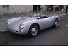 1955 Porsche 550 Spyder Replica For Sale Classiccars