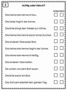 german homework worksheets 19657 german easy reader die kleine rote henne lernen f 252 r anf 228 nger und