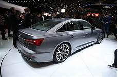 audi a6 hybrid new audi a6 guns for 5 series with mild hybrid power and