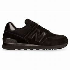 clearance sale new balance 574 trainers for black
