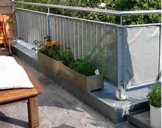 sichtschutz für balkon sonnenschutz balkon selber machen nxsone45