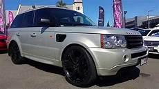 2007 range rover sport 2 7l v6 turbo diesel for sale at