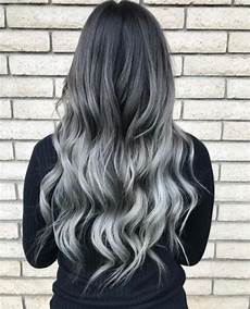 What Color Do You Like Try Grey Ombre Hair Vipbeauty