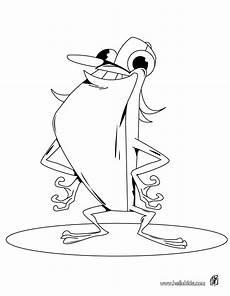 Frosch Malvorlagen Jogja Ausmalbild Lustiger Frosch Ausmalbilder