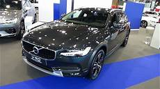 volvo lyon 2018 volvo v90 cross country d4 awd luxe exterior and