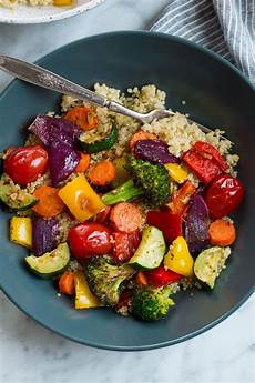 oven roasted vegetables recipe cooking