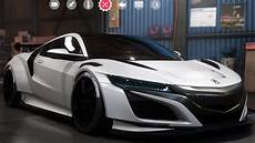 Need For Speed Payback Acura Nsx Customize Tuning