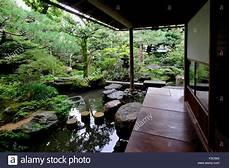 Nomura Samurai Familienhaus Garten In Nagamachi Bezirk