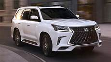 lexus lx 570 model 2020 2020 lexus lx570 looks slightly meaner with sport package