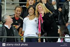 Jogi Löw Ehefrau - daniela loew r pink scarf of joachim loew and