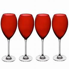 de verre prix lot de 4 verres 224 vin en verre quot nera quot 39cl