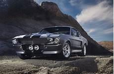 Ford Mustang Eleanor La De 60 Secondes Chrono