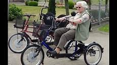 pf mobility disco fahrrad seniorenrad therapierad