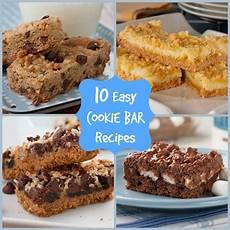 10 easy cookie bar recipes mrfood com