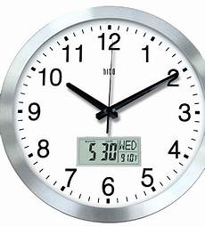 Morden Wall Clock Ticking Wall Clock by Hito Non Ticking Wall Clock Uses Superior Sweeping
