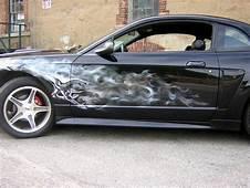 Autos  Cars Blog Automotive Art & Design Airbrush On