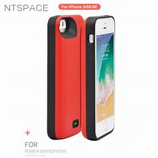 ntspace 4000mah portable powerbank cover battery charger