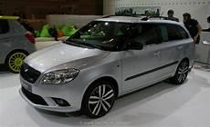 2018 Skoda Fabia Combi Rs Car Photos Catalog 2019