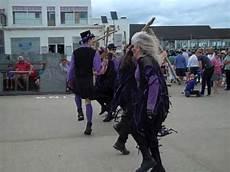 pretty grim border morris dances ally pally at southwold