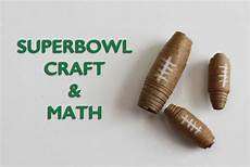 i worksheets 18908 superbowl craft and activity for teachers math activities crafts bowl activities