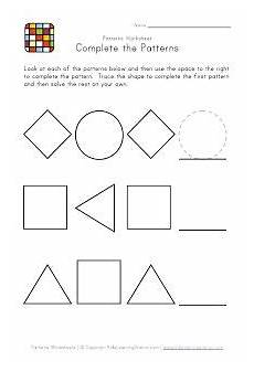 shapes worksheets in 1105 free ab pattern 1 2 pattern worksheet ideas parenting tools learning ideas recipes