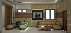 Jasa Desain Rumah Interior Ruang Direktur R S