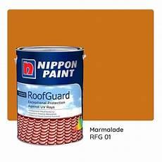 nippon paint roof guard 5l 8 colours exterior paints