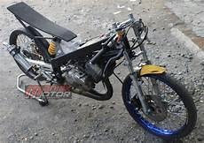 Yamaha Touch Modif by Modifikasi Yamaha Touch Drag Bike Silinder 125z Ikut