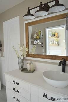 Bathroom Ideas Farmhouse by Farmhouse Master Bathroom Reveal Vintage Farmhouse