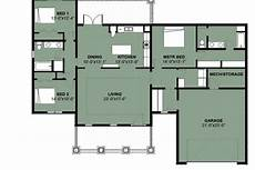 three bedroomed bungalow house plans awesome free 3 bedroom bungalow house plans new home