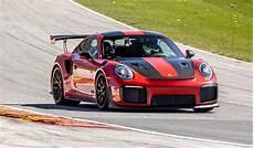 La Porsche 911 Gt2 Rs Est La Plus Rapide Sur Le Circuit De
