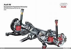 audi a8 rear suspension 2004 the new a6 audi dynamic suspension audiworld