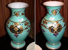 Pair Of Porcelain Vases For Sale At Auction On