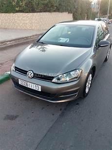 Volkswagen Golf 7 2013 Diesel Occasion 20256 A Casablanca