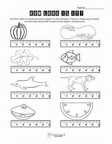 measurement ruler worksheets inches 1470 measurement squarehead teachers