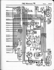 1963 comet wiring diagram mercury wiring diagrams the car manual project