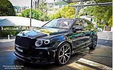 Bentley Mansory Bentayga 24 September 2017 Autogespot
