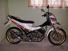 Modifikasi Satria Fu Simple by 93 Foto Modifikasi Satria Fu Ceper Teamodifikasi