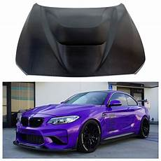 armaspeed gts style double sided carbon fiber hood for bmw f87 m2 f22 2 series ebay