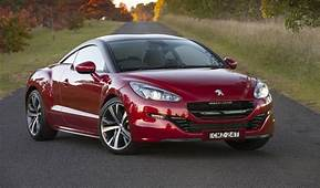 Peugeot Cars  News RCZ Updated