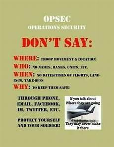 opsec level 1 the question word that describes a time opsec infograph babycenter
