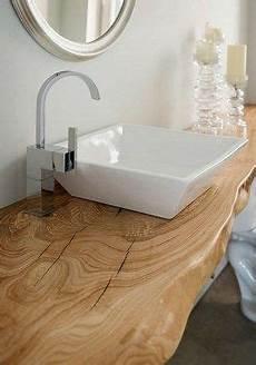 mensole lavabo mensola per lavabo in legno massello con trattamento