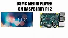 4k Player Test - raspberry pi 2 running osmc media player with 4k playback