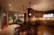 Decor Kitchen Cabinets San Jose by Tuscany Inspired Kitchen With California Flavor Cabinets