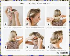 1940s S Hairstyles How To Create lipgloss lashes hair ideas tutorials
