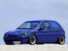 Inoversum Opel Corsa B Tuning