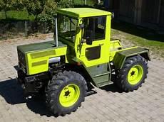 Mercedes Mb Trac 700 Traktor Technikboerse