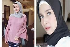 Tidak Seperti Rina Nose Lepas Jilbab 6 Artis Ini Malah